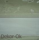 019-Орнамент серебро